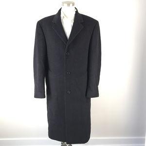 Weatherproof Dark Charcoal Gray Winter Over coat